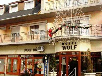 HOTEL WOLF foto