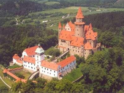 Letní kulturní festival hrady ČR - Bouzov