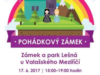 Lešná - pohádkový zámek 2018