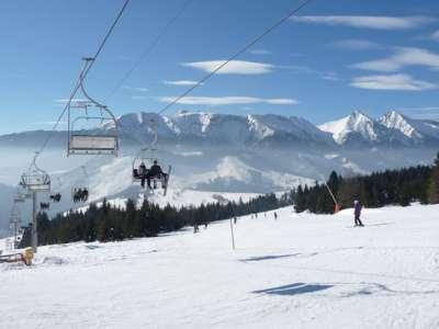 Lyžařské středisko Ski Bachledova foto