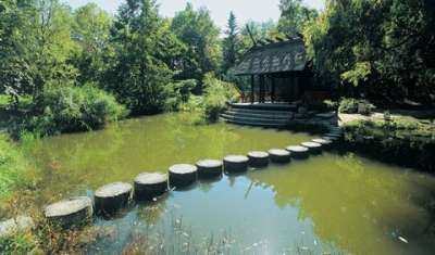 Arboretum Mlyňany foto