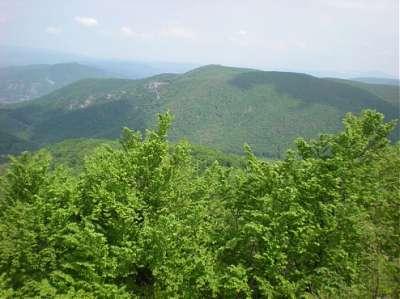 Pilišské vrchy foto