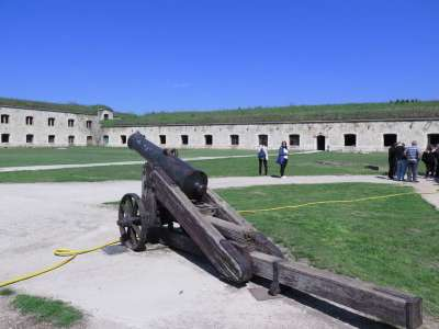 Pevnost Monostor  foto
