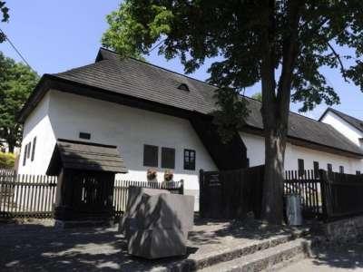 Rodný dům Ľudovíta Štúra a Alexandra Dubčeka v Uhrovci  foto