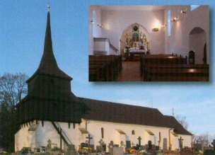 Kostel sv. Mikuláše Biskupa - Bánovce nad Bebravou foto