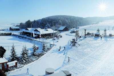 Snowland Valčianska dolina foto
