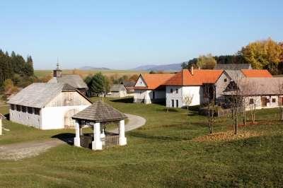 Muzeum slovenské dědiny foto