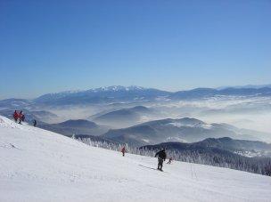 Ski park Kubínska hoľa foto