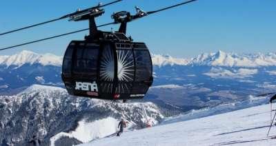 Ski areál Jasná foto