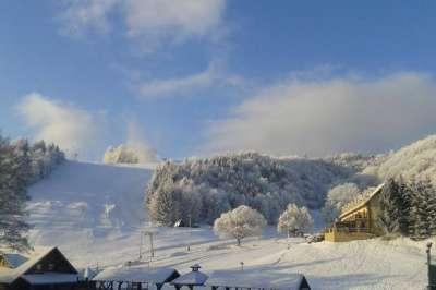 Lyžařské středisko Čachovo-Selce foto