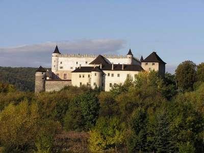 Zvolenský hrad foto