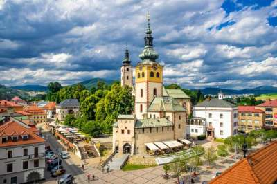 Banská Bystrica foto