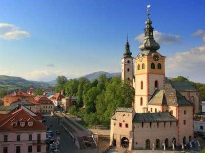 Hrad Banská Bystrica foto