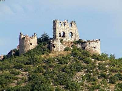 Turnianský hrad foto