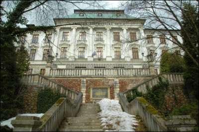 Botanická zahrada Banská Štiavnica foto