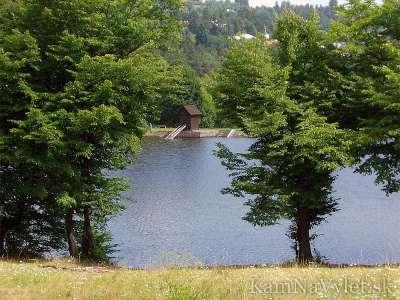 Evičkino jazero foto