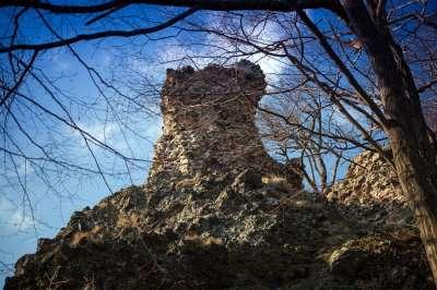 Zbojnícky hrad foto