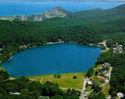 Vinianske jazero foto