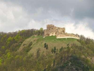 Kapušiansky hrad foto