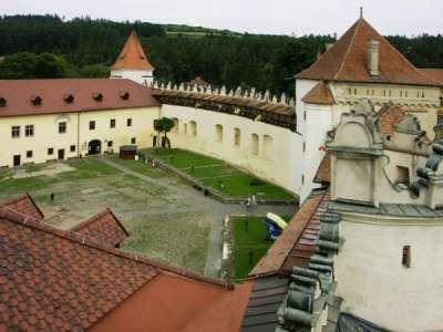 Kežmarský hrad foto