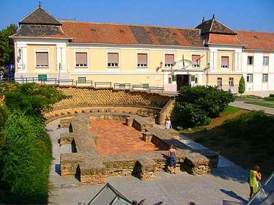 Křesťanská nekropole Pécz (Sopianae) foto