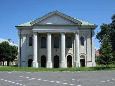 Synagoga v Liptovském Mikuláši foto