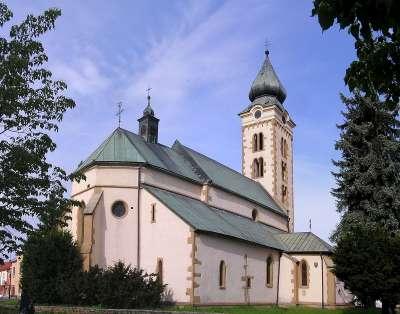 Kostel svatého Mikuláše foto