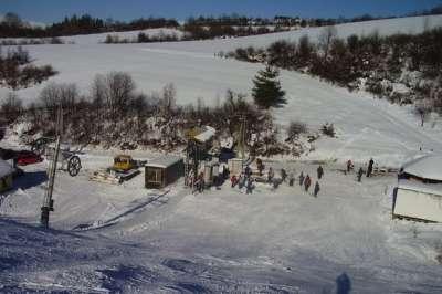 Lyžařské středisko Parihuzovce foto