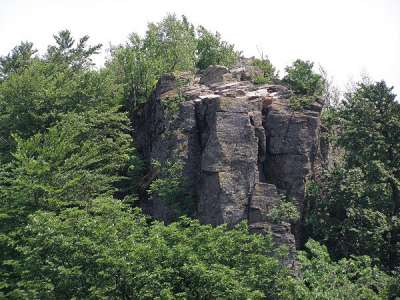 Sninský kamen foto