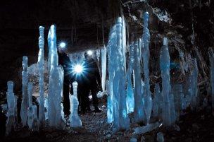 Stanišovská jeskyně foto
