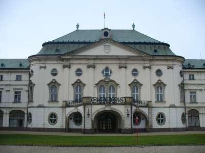 Arcibiskupský palác foto