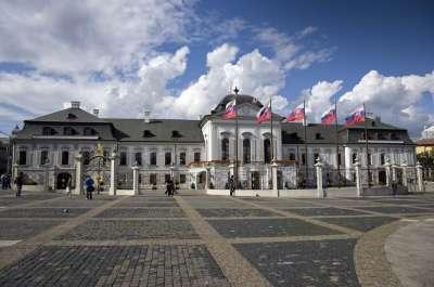 Prezidentský palác foto