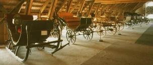 Muzeum historických vozidel a staré zemědělské techniky Pořezany foto