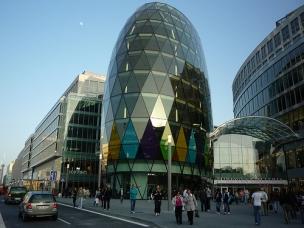 Galleria Eurovea foto