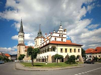 Gotická cesta foto
