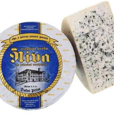 Výroba plísňového sýru Niva foto