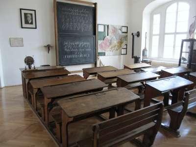 Muzeum Komenského foto