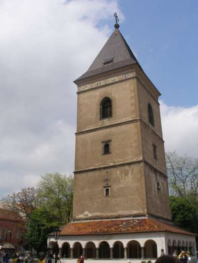Urbanova věž foto