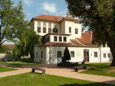 Katova bašta a památný dům Františka II. Rákócziho foto