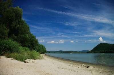 Dunajský ohyb foto
