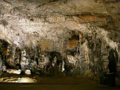 Jeskyně krasu Aggtelek foto
