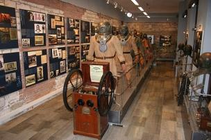 Muzeum podmořských aktivit foto
