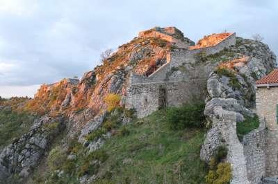 Pevnost sv. Spasitele foto
