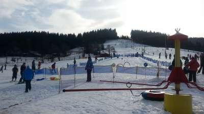 Ski areál U Sachovy studánky foto
