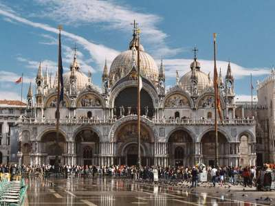 Bazilika sv. Marka foto