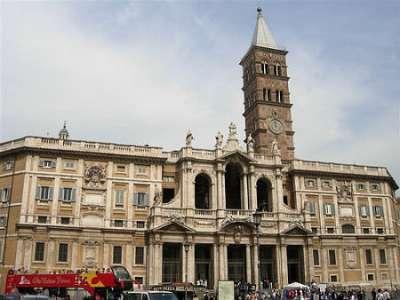 Bazilika Santa Maria Maggiore foto