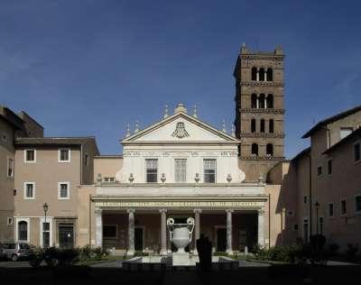 Kostel Santa Cecilia foto