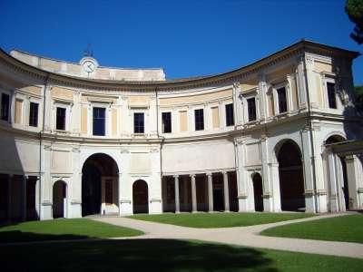Etruské muzeum foto