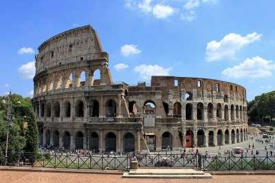 Amfiteátr Colosseum foto
