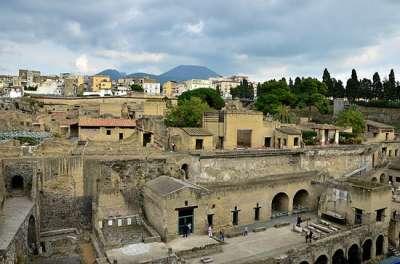 Herculaneum foto